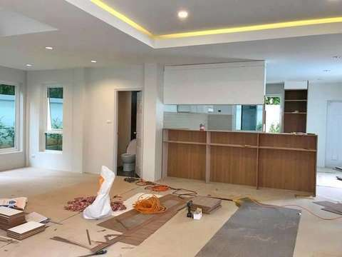 Coral Villas project construction update 17.08.18