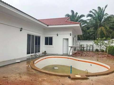 Coral villas project construction update 20.07.18