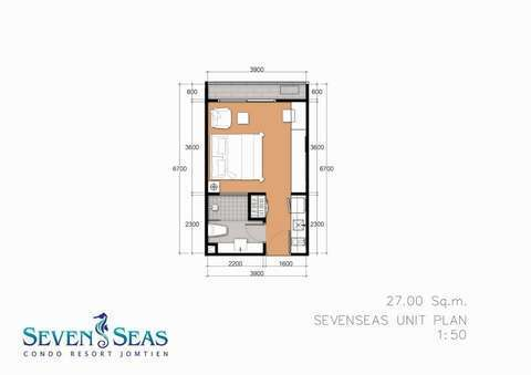 Seven Seas condo resort