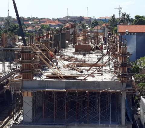 Bali Waterworld project construction update 16.05.19