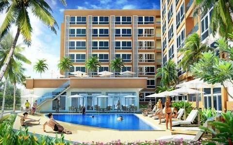 Bang Saray Beach Condominium