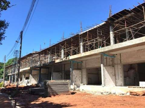 Coral beach construction 13.10.17 - exterior view