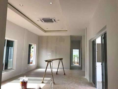 Coral villas project construction update 13.07.18