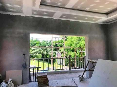 Coral villas project construction update 25.05.18