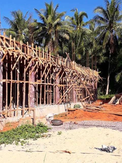 Coral Villas project construction update 30.11.18